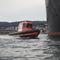 barco-patrulha / com motor de popa / em alumínio