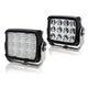 projetor de convés / para barco / de LED / ajustável