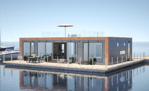 Floating houses, Houseboats