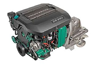 Inboard engine - All boating and marine industry