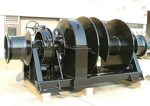 hydraulic-windlass