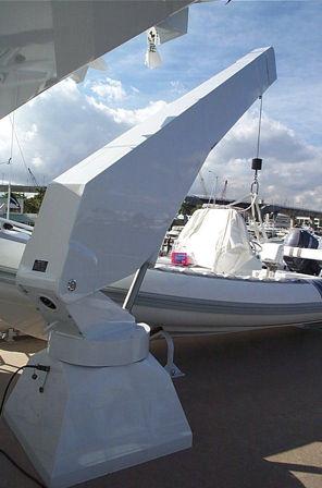 yacht-davit