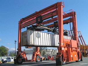 container-stacking-crane