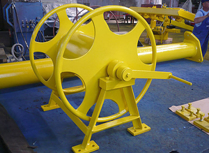 Winding winch - All boating and marine industry manufacturers