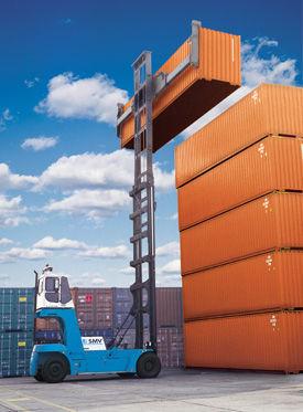 container-handler