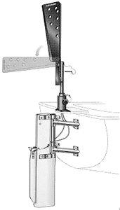 wind-vane-self-steering-system