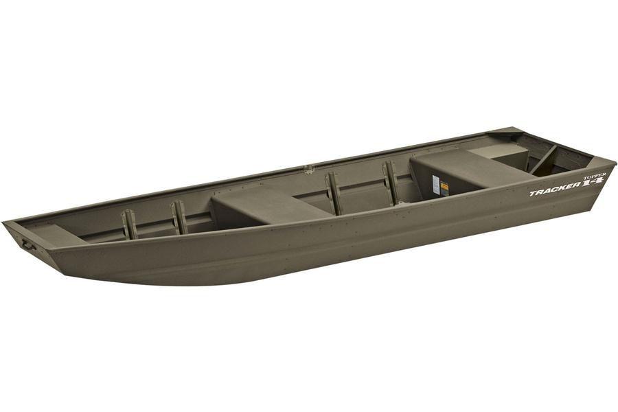 Outboard Jon Boat Sport Fishing Aluminum 3 Person
