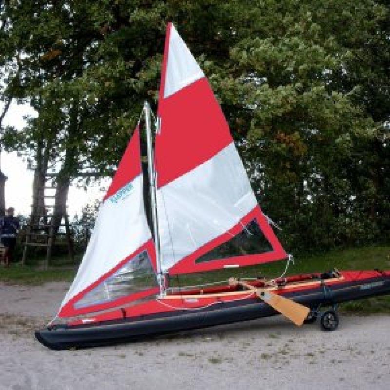 Folding kayak / sea / 2-person / sailing - S-2 - Klepper