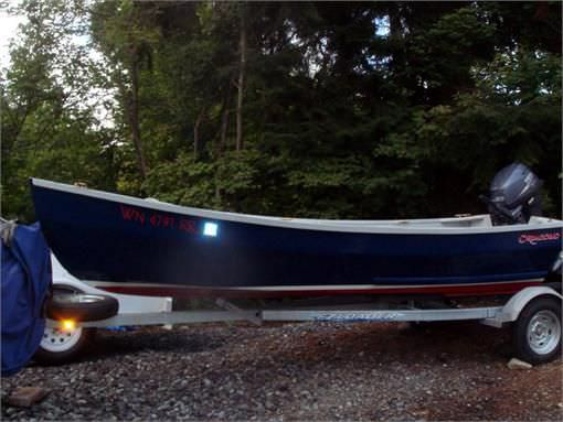 Outboard small boat / sport-fishing - Candlefish 13 - Devlin
