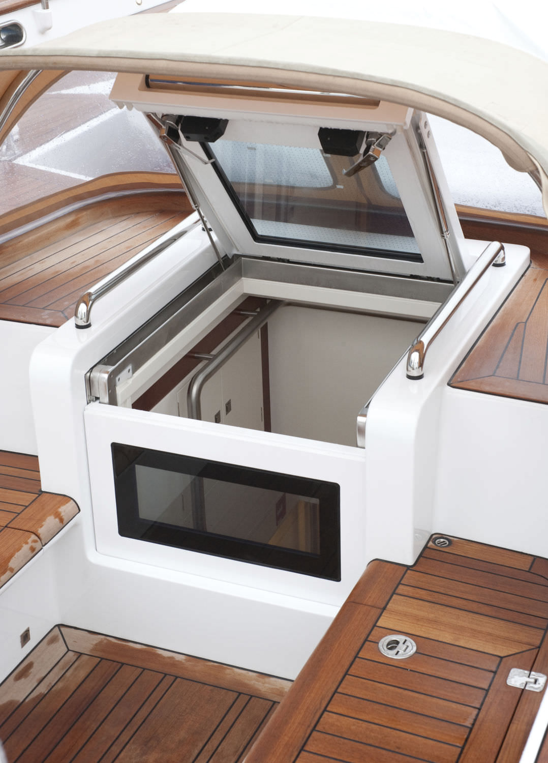 Companionway Door Rondal For Boats Sliding
