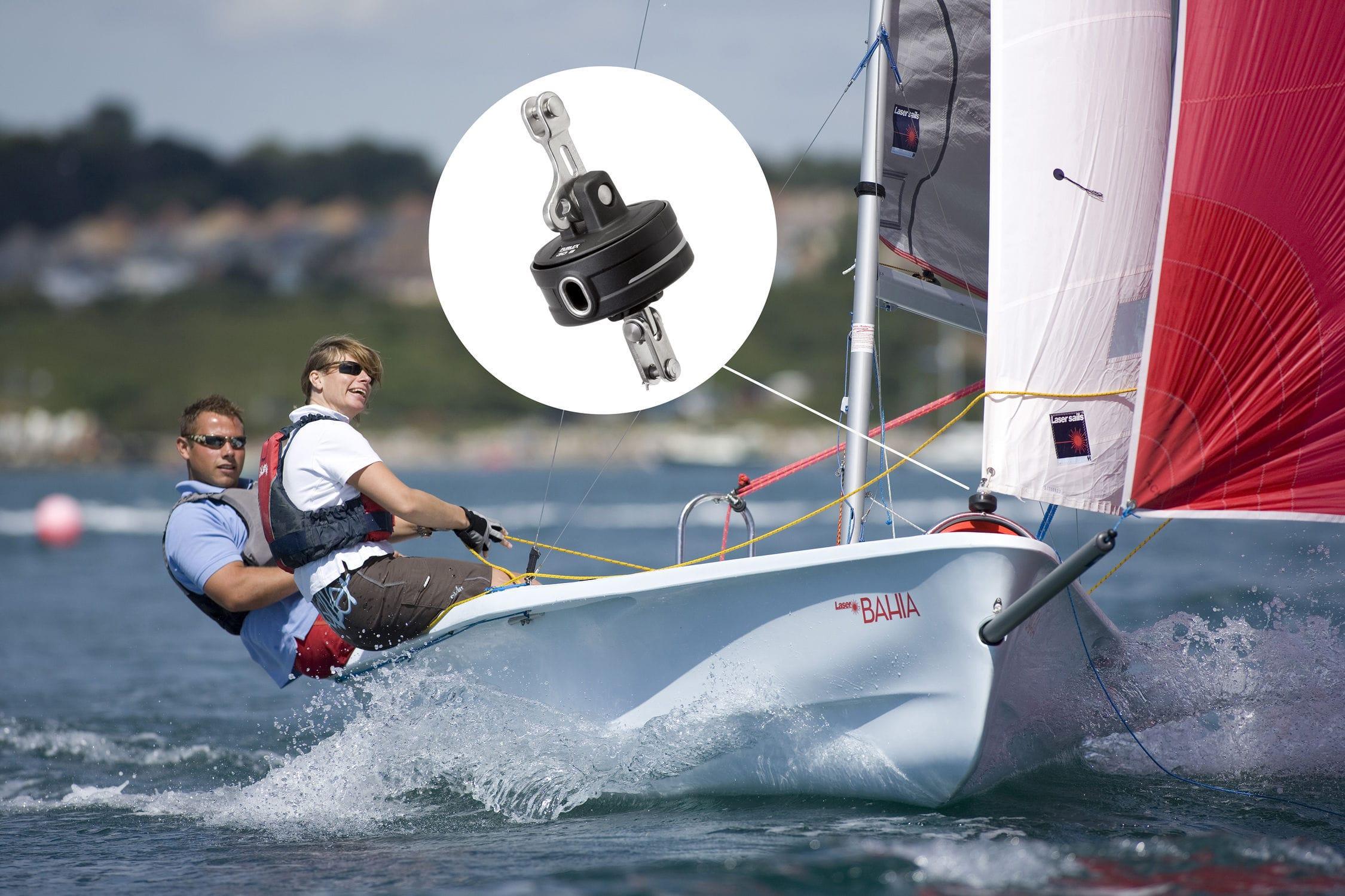 Sailboat furler / jib - Furlex 20S / 30S / 40S - Seldén Mast AB
