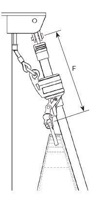 Sailboat furler / jib / hydraulic / stainless steel - H series
