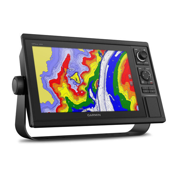 Chart plotter / sonar / GPS / marine - GPSMAP® 1242xsv ... on