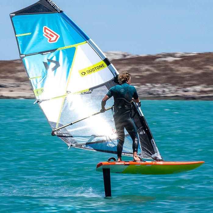 Freeride windsurf board / hydrofoil STINGRAY Fanatic