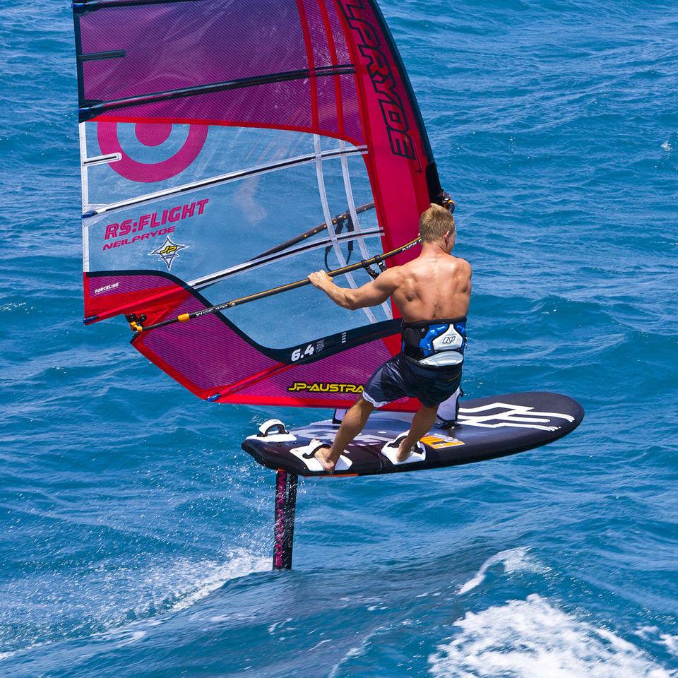 Freeride Windsurf Board Jp Australia Hydrofoil