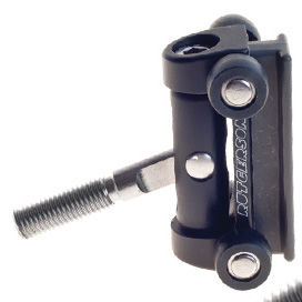 RUTGERSON,Roller Batten Segellatte 40mm x 600mm RS3140060