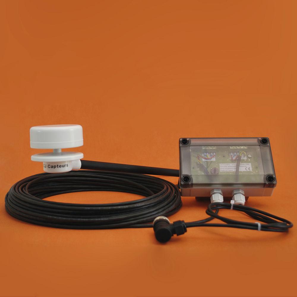 Anemometer sensor / wind vane / for sailboats / ultrasonic