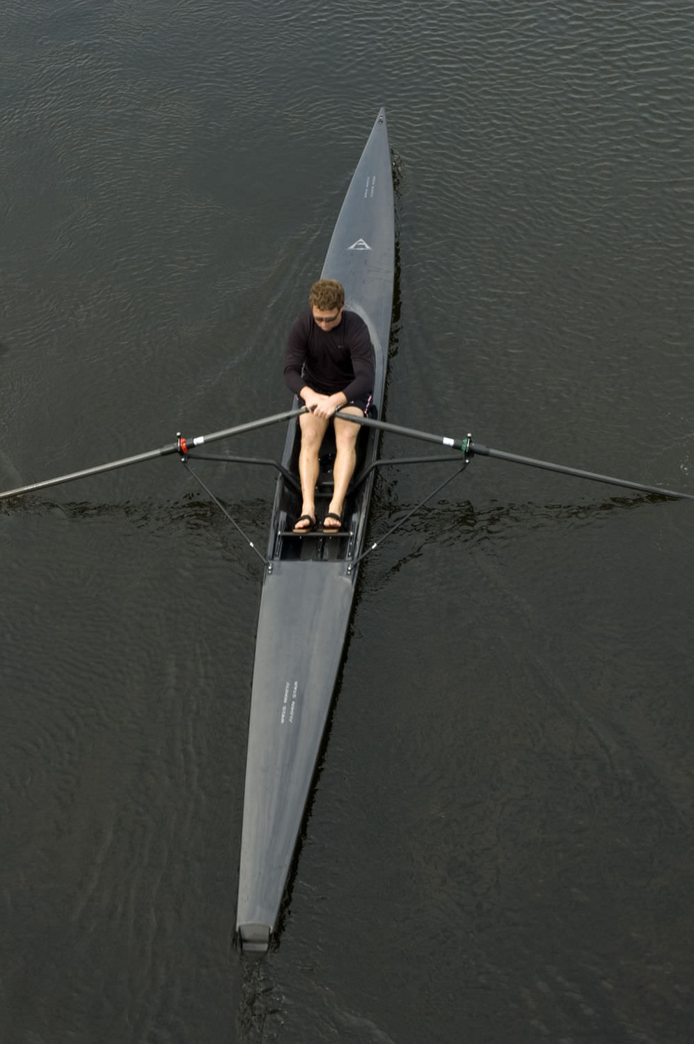 Recreational rowing boat / racing / single scull - Star 22
