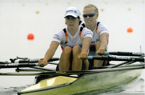 Racing rowing boat / double scull - 2- / 2x / 2+   C-Series - Empacher