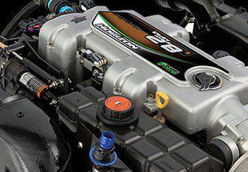 Boating engine / inboard / gasoline - 8 2 Horizon DTS ECT