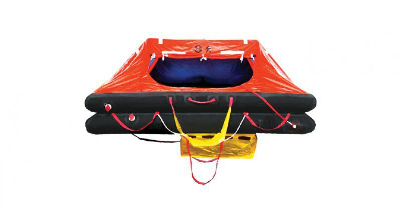 Ship liferaft / coastal / SOLAS / inflatable - Guardian