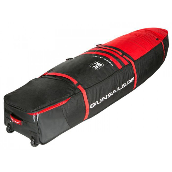 Travel bag / windsurfing / board / wheeled - Gun Sails