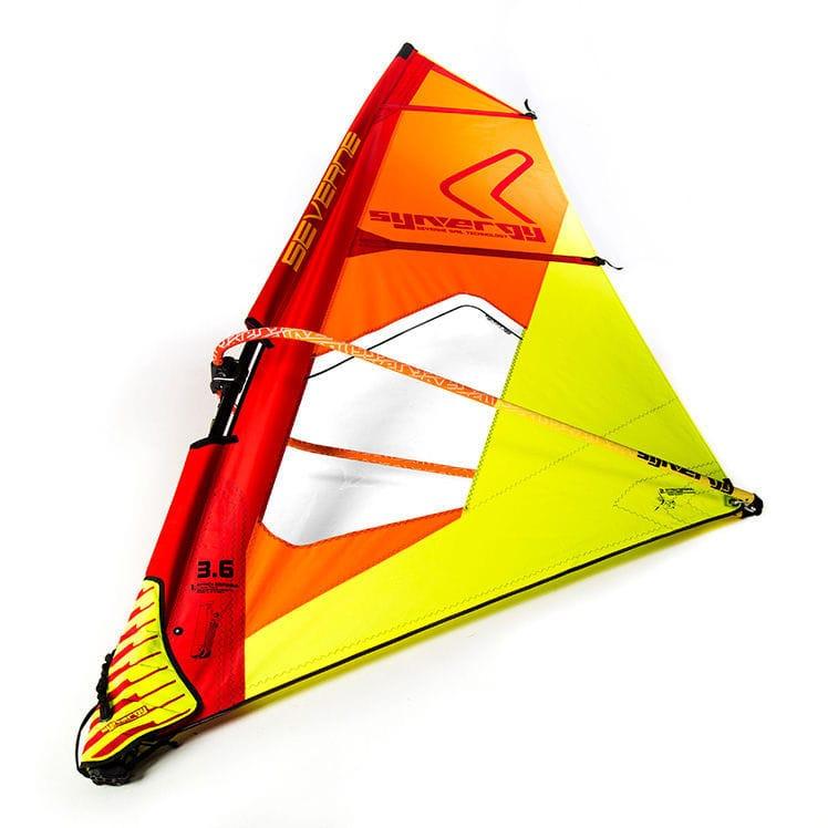 Windsurfing complete rig pack - SYNERGY - Severne Sails