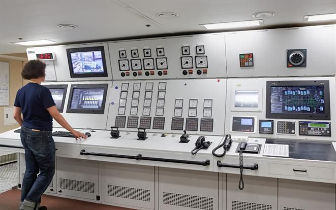 Propulsion Control System Nacos Pcs Platinum Wartsila Sam Electronics