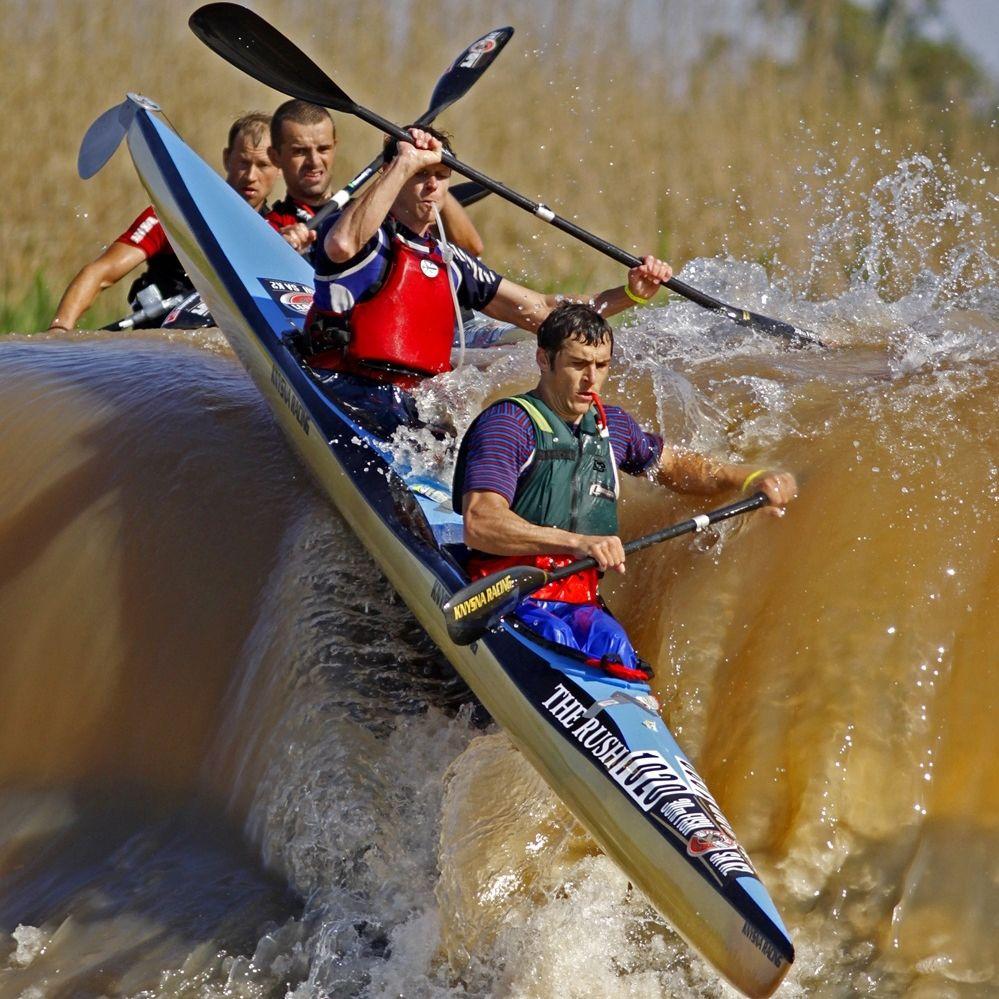 Rigid kayak / marathon / sprint / 2-person - The Rush
