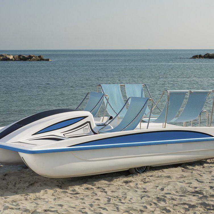 Magnificent 6 Person Pedal Boat Capri Beach Cna Cantiere Nautico Creativecarmelina Interior Chair Design Creativecarmelinacom