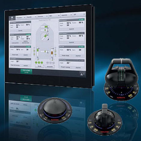 Propulsion Control System Kongsberg Maritime