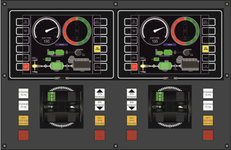 Propulsion Control System Hpc Praxis Automation Technology