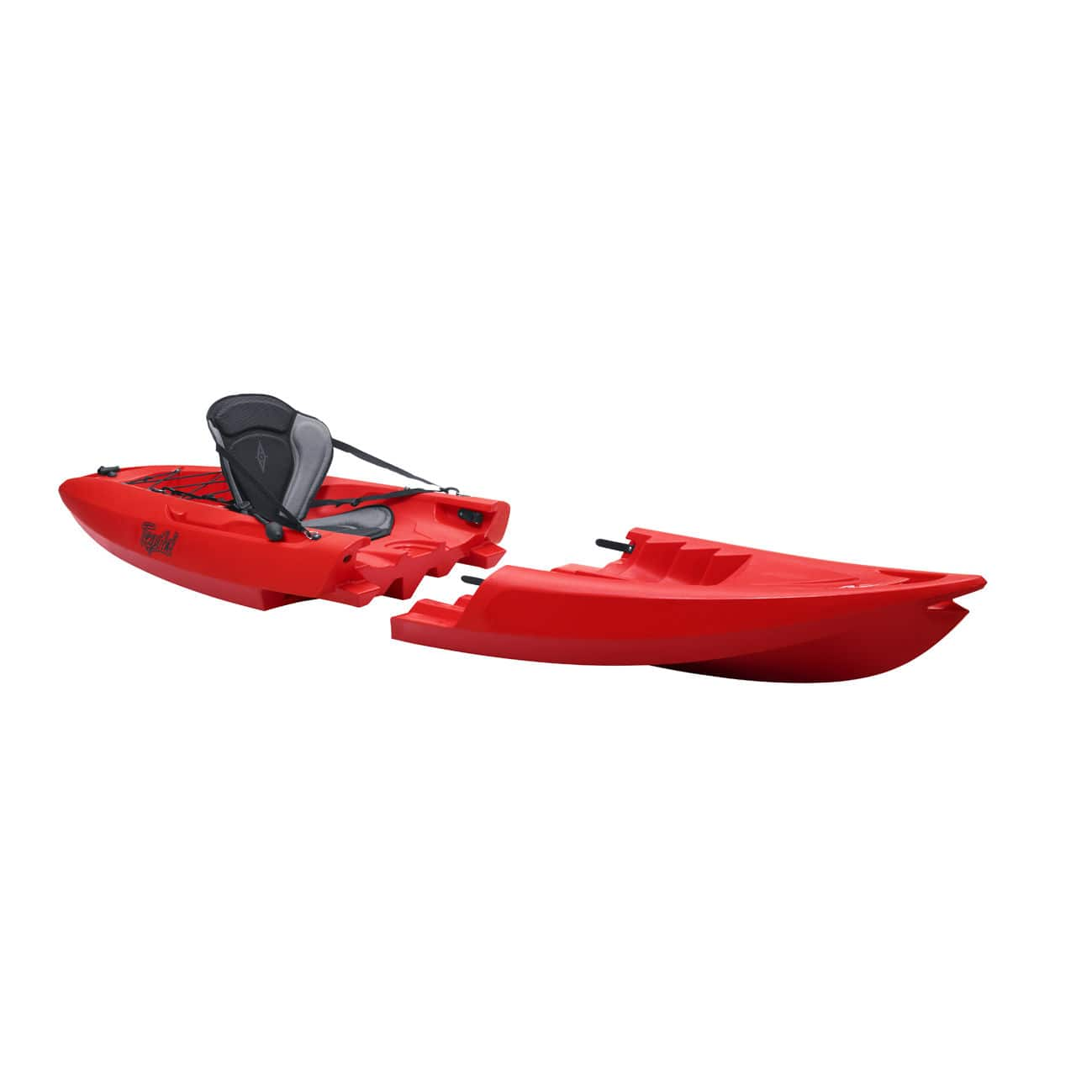 Sit-on-top kayak / modular / recreational / solo TEQUILA! GTX SOLO Point 65  Sweden AB
