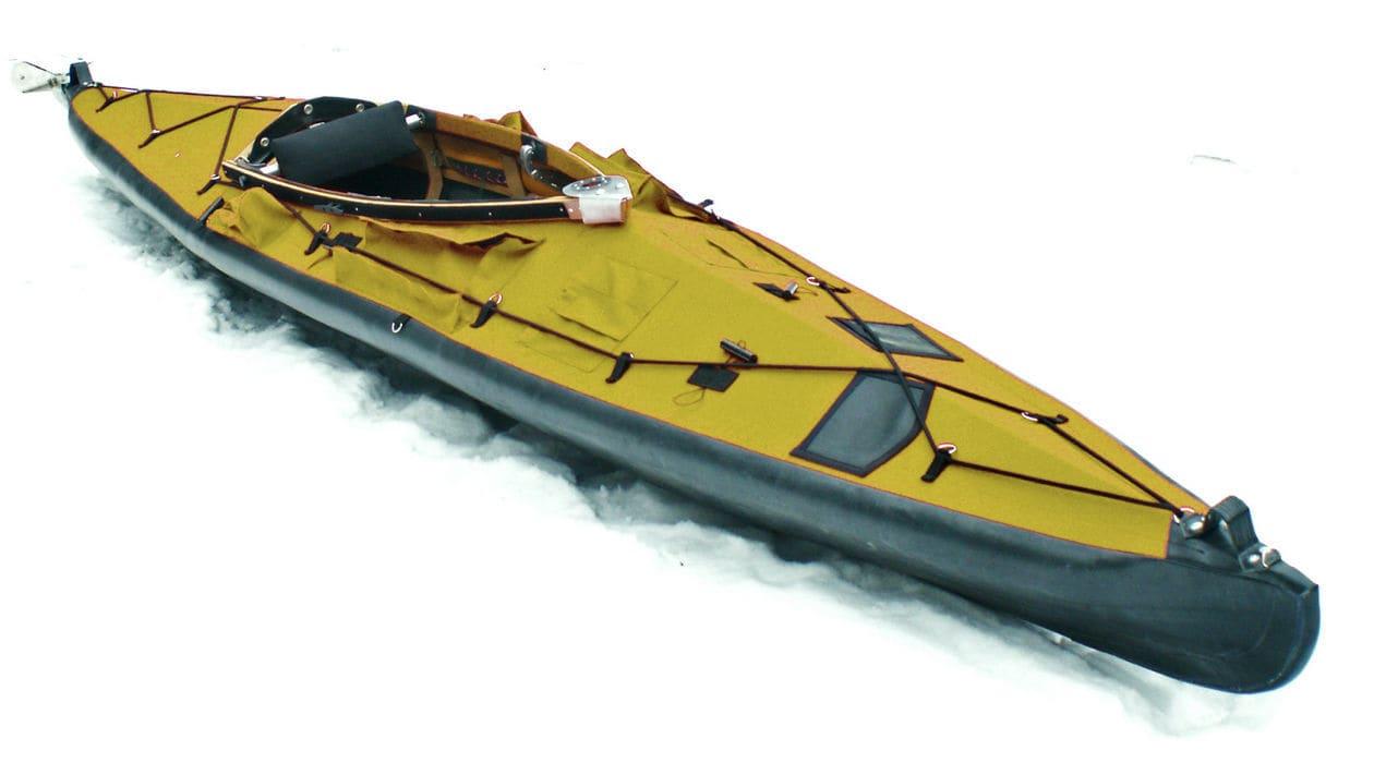 Folding kayak / sea / expedition / solo - HARPOON I 450 - Wayland