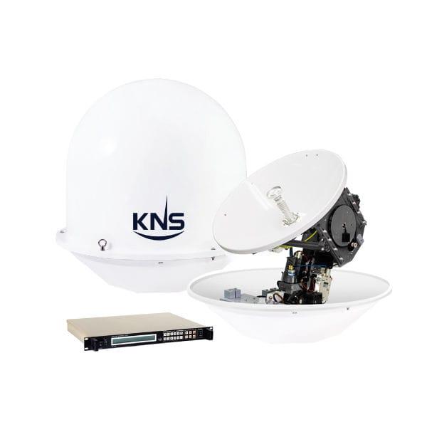 VSAT antenna / Ku-band / internet / broadband - SUPERTRACK