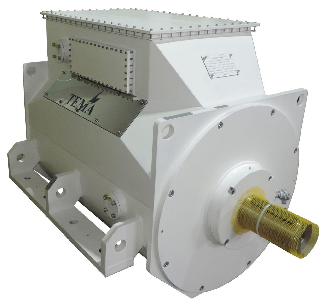 Ship engine / propulsion / electric / permanent magnet