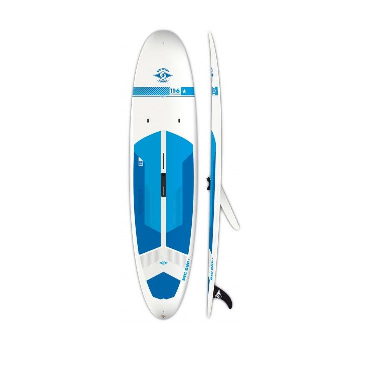 All-around SUP / touring / wave / flatwater - 11'6 WIND
