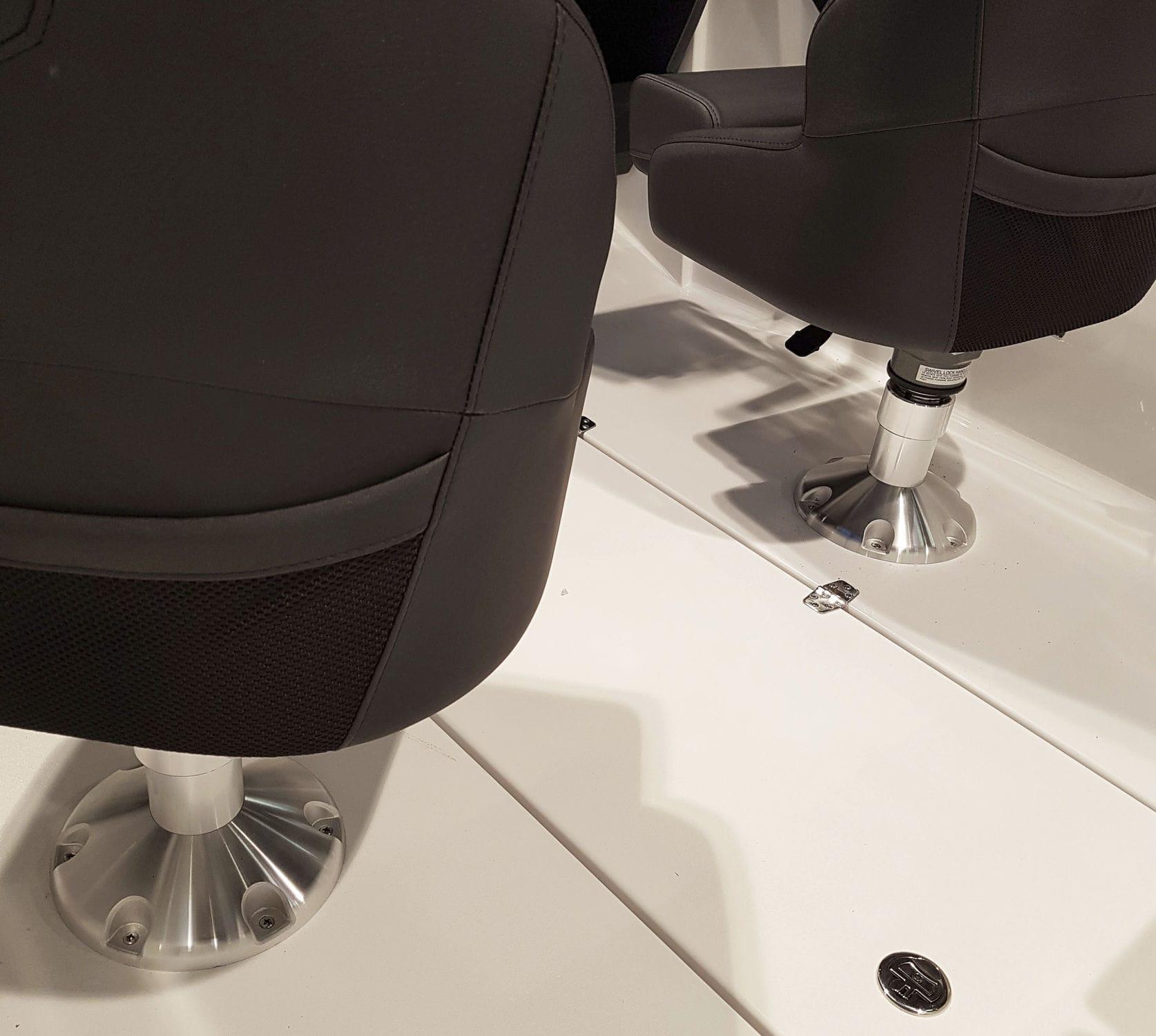 Stupendous Boat Seat Pedestal Adjustable 450 Tietoset Marine Ltd Dailytribune Chair Design For Home Dailytribuneorg