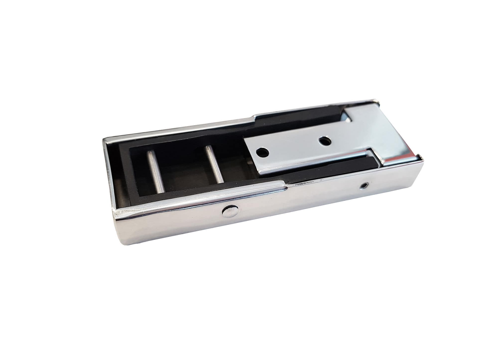 stainless steel draw latch / for boats