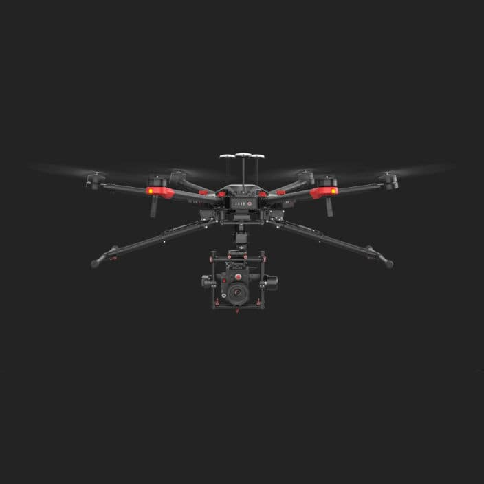 Hexacopter drone / aerial photography M600PRO DJI-Innovations Company  Limited