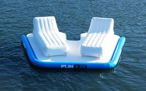 platform water toy / island / floating / for yachts