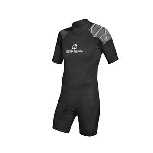 watersports wetsuit / short-sleeved / full / overknee