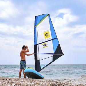 light-wind windsurf sail