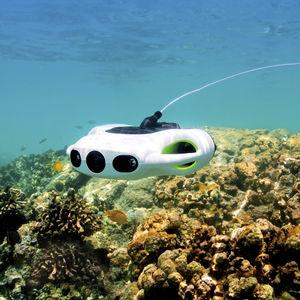 underwater photography drone