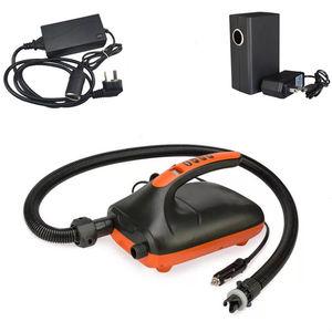 battery-powered air pump