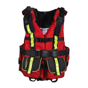 foam life jacket / 80 N / 100 N / with safety harness