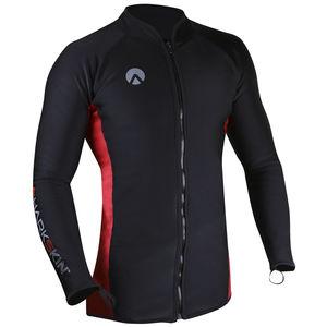 navigation jacket / men's / breathable / neoprene