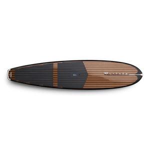 all-around stand-up paddle-board / bamboo / walnut