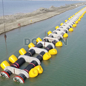pipeline float / cylindrical / inflatable