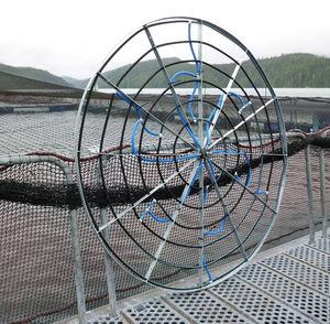 aquaculture oxygenator / fish farming